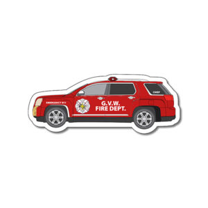 Cruiser Car Magnets